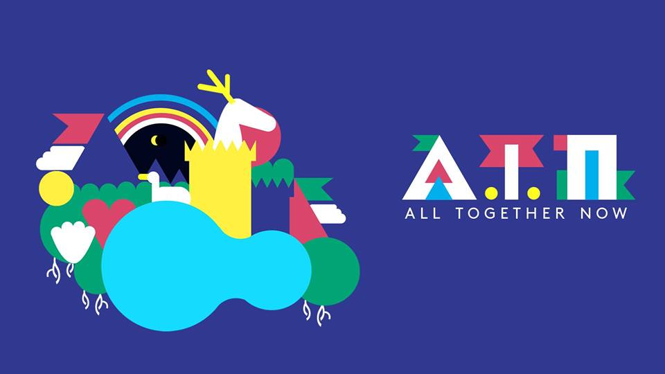 All Together Now is the latest addition to the Irish festival calendar.