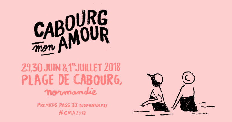 Cabourg Mon Amour 2018