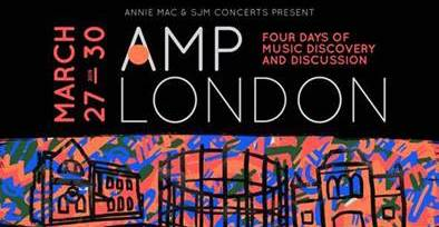 AMP London 2019