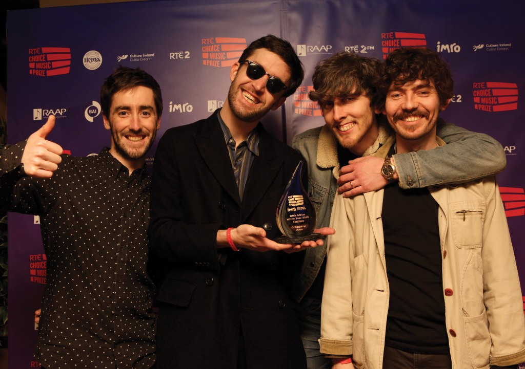 The Choice Music Prize – Irish Album of the Year 2018 Winner
