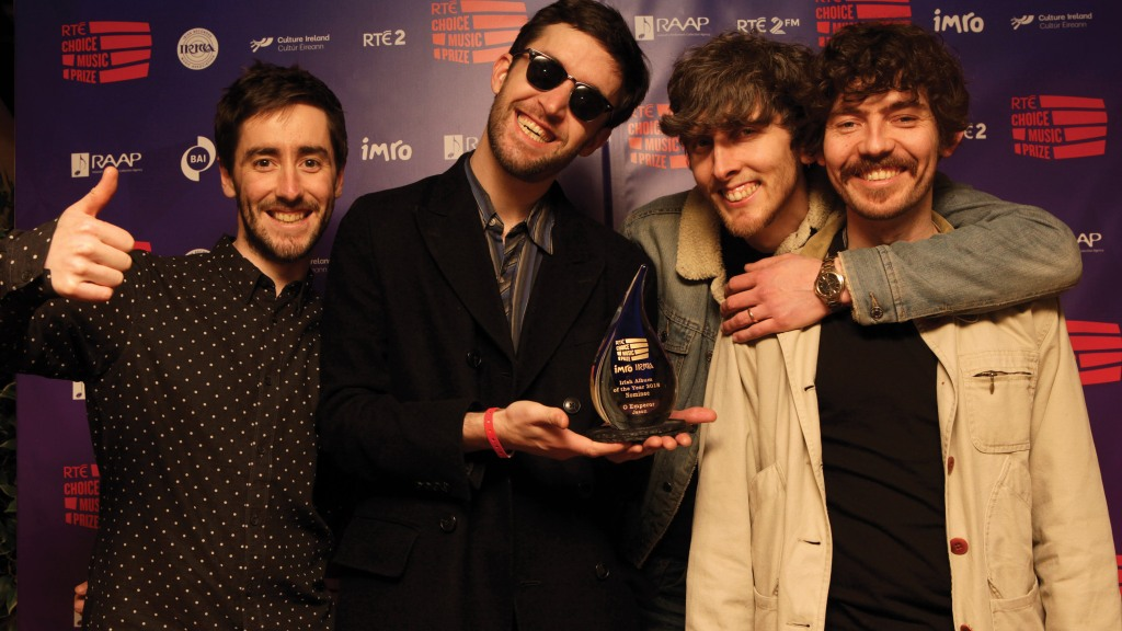 The Choice Music Prize – Irish Album of the Year 2018 Winner