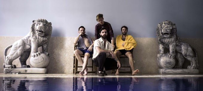 Foals are among the acts announced for OFF Festival
