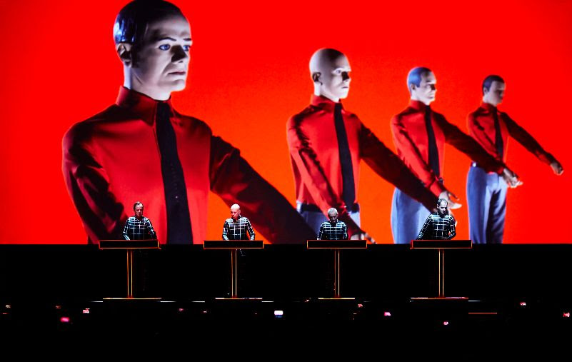 Kraftwerk at BIME 2019