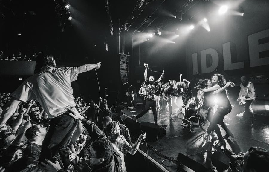 IDLES release new live album