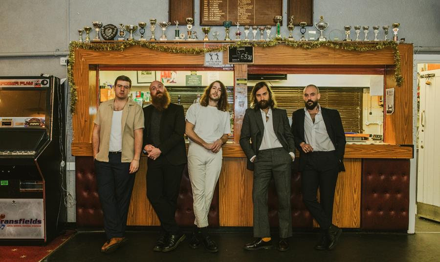 IDLES - photo credit: Tom Ham